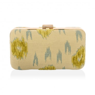 FAIDRA Clutch Bag Fabric